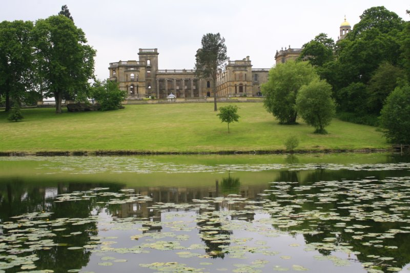 Witley Court in June