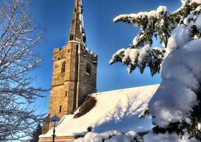 Belbroughton Church